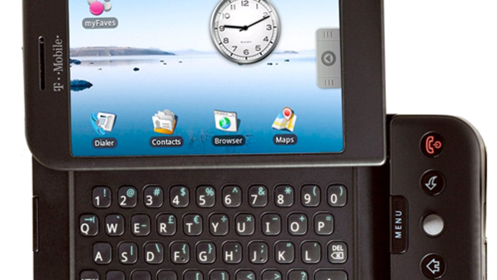Rumor: HTC Android Phone With Slide-Out QWERTY Keypad