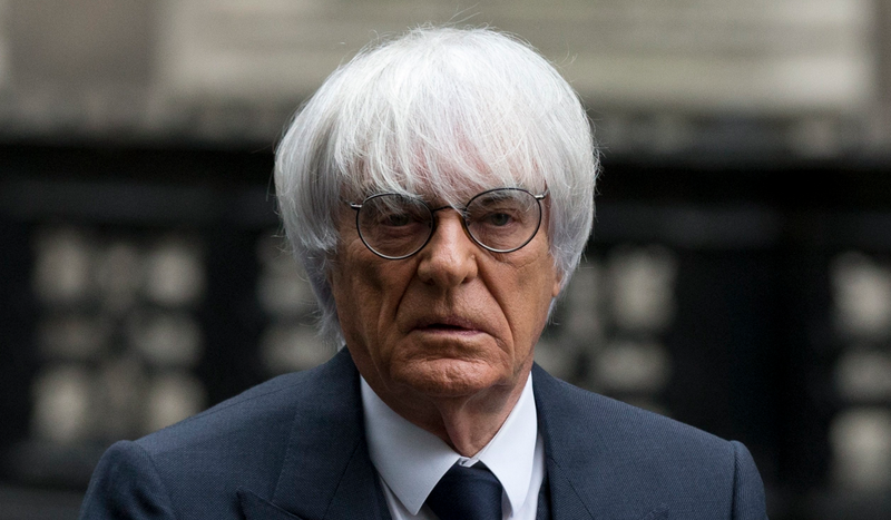 Illustration for article titled Bernie Ecclestone To Be Honored With A Sculpture At Goodwood