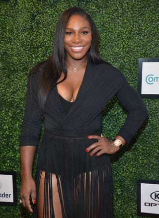 Serena WillamsGrant Lamos IV/Getty Images