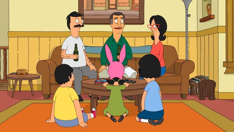 Illustration for article titled Bob's Burgers takes an obvious story and does shockingly little with it