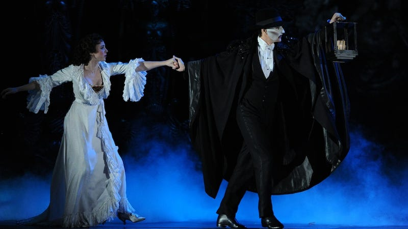 Illustration for article titled Not One But TWO Phantom of the Opera TV Shows Currently in the Works