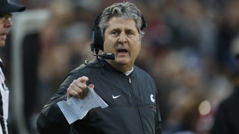 Mike Leach Wedding.Mike Leach Has Some Wedding Advice For All You Men Out There