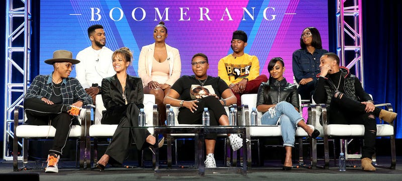 Illustration for article titled Are You Watching Boomerang on BET? Because You Should Be Watching Boomerang on BET