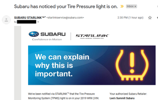 Illustration for article titled Stop creepin' on my car, Subaru. I'll take care of it after work.
