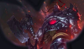 Illustration for article titled The One Character In League Of Legends Who's Truly Terrifying