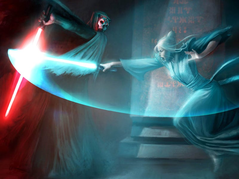 Illustration for article titled Knights of the Old Republic II: When A Sequel Surpasses The Original