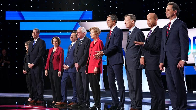 Democrat Party: Moving Left Vs. Remaining Moderate