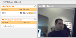 Illustration for article titled HomeCamera Turns Your Webcam into a Surveillance Camera