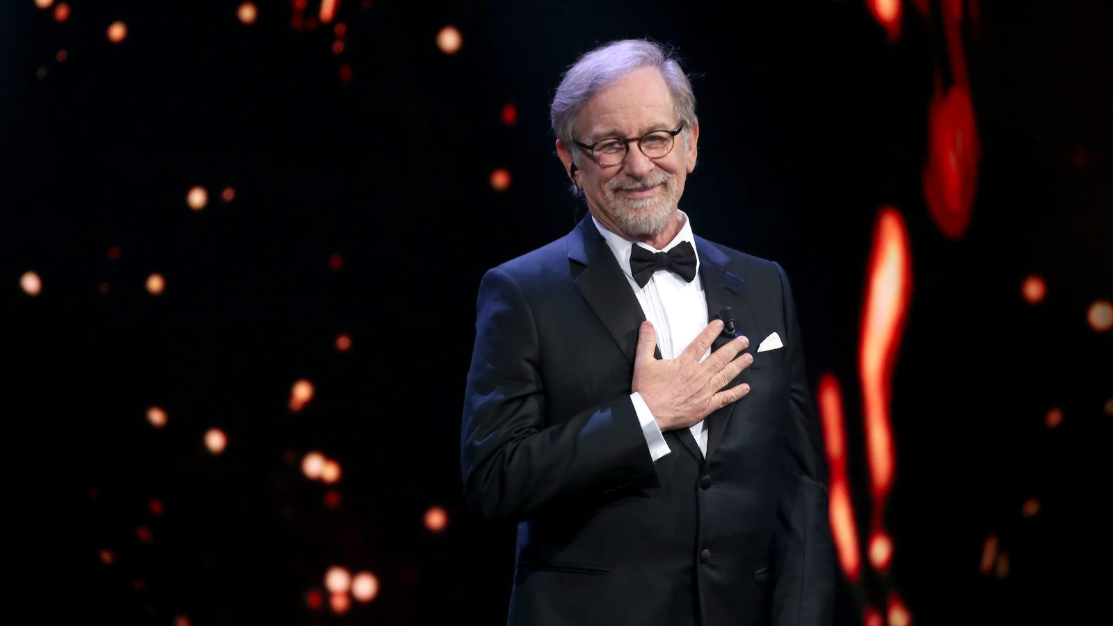 Steven Spielberg thinks streaming movies belong at the Emmys, not the Oscars