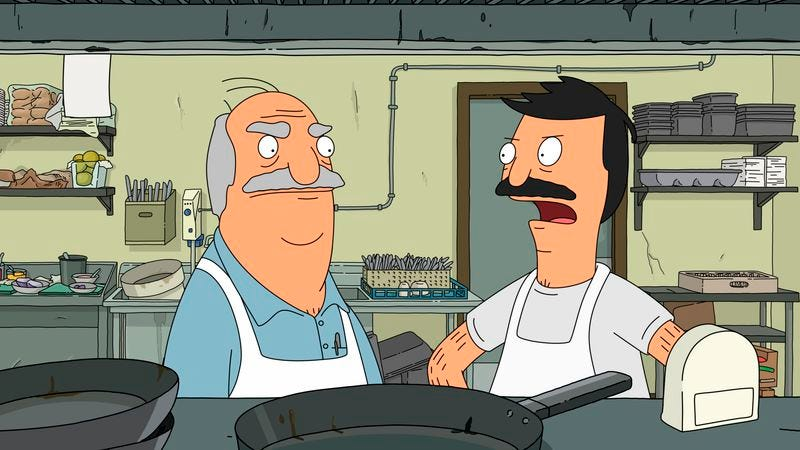"""Illustration for article titled Bob's Burgers: """"Father Of The Bob"""""""