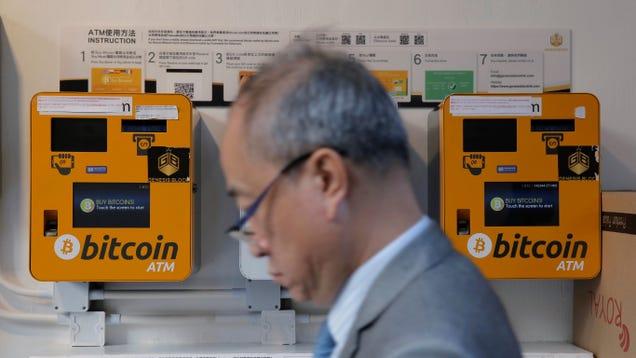 Coinbase Halts Buying And Selling As Bitcoin Crashes -