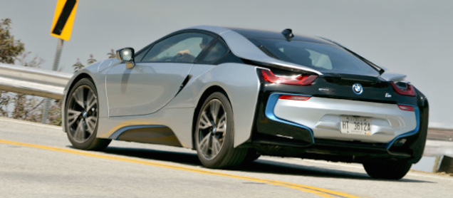 The BMW i8 Is the Template For The Future Car You'll Someday Own