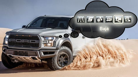 The 2017 Ford Raptor Is A Gas-Sucking One-Trick Pony But Nobody Cares
