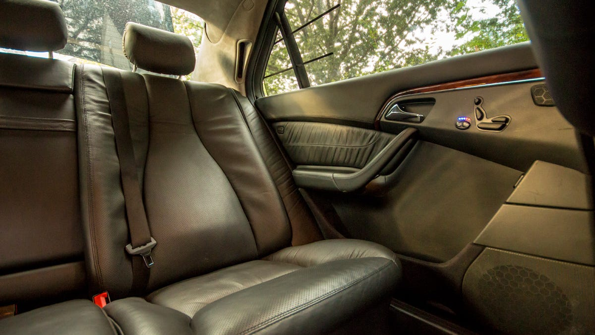 How To Make A Used Mercedes S Class More Luxurious Than Most New Cars Car Chair Wire Harness