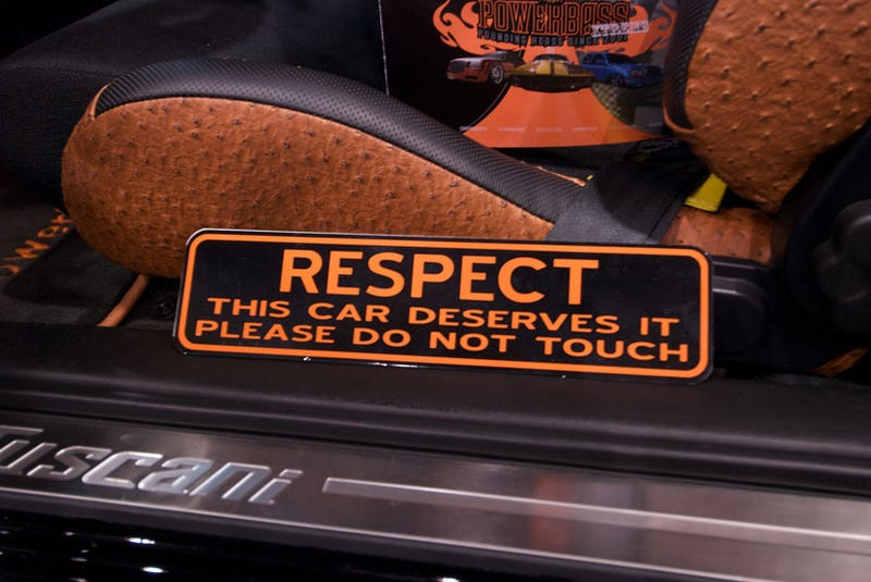 Illustration for article titled Worst Car At CES Demands Respect, Doesn't Get It