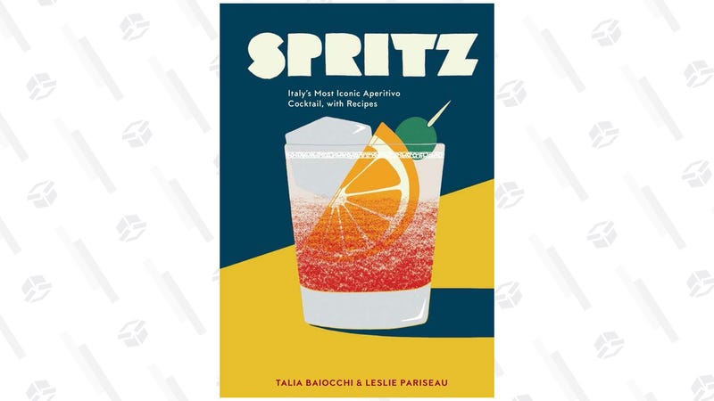 Spritz: Italy's Most Iconic Aperitivo Cocktail, with Recipes | $11 | Amazon
