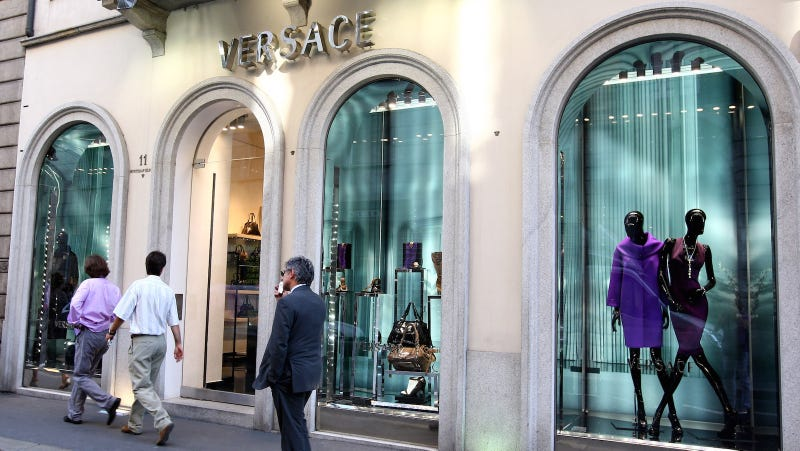 Versace accused of using secret 'code' to profile Black customers