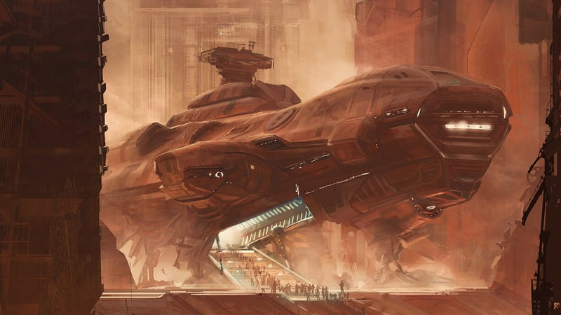 Illustration for article titled Craving a new military science fiction thrillride? Pick up these books