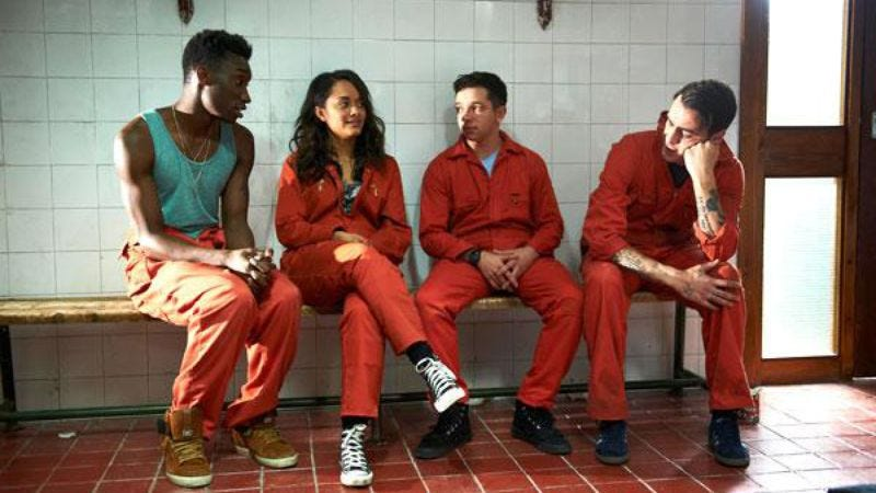 """Illustration for article titled Misfits: """"Series Four, Episode Three"""""""