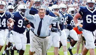 Illustration for article titled Penn State To Reporters: Do Not Ask About Jerry Sandusky At Today's Conference Call