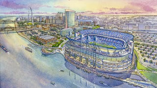 Illustration for article titled Report: St. Louis County Dropped From Plan To Finance New Rams Stadium