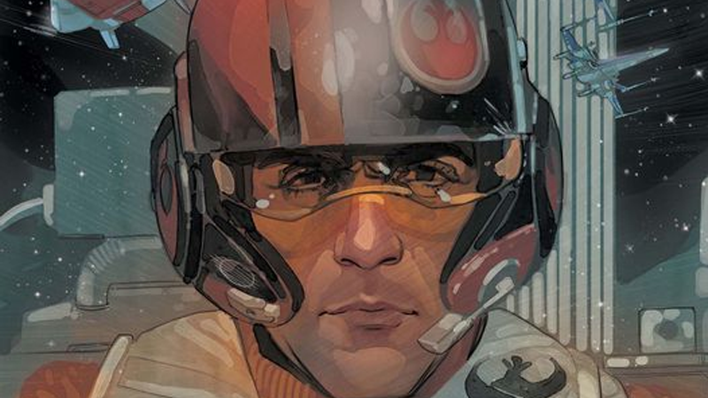 Illustration for article titled Poe Dameron is Getting His Own Star Wars Comic Series