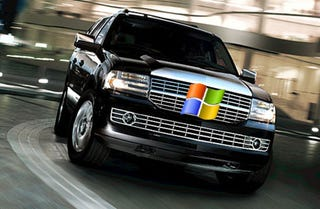 Illustration for article titled Lincoln Navigator Gets Sync Option, Ford Focus Not Included