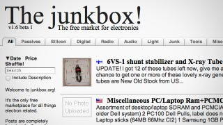 Illustration for article titled The Junkbox Is an Online Marketplace to Buy and Sell Electronic DIY Project Parts