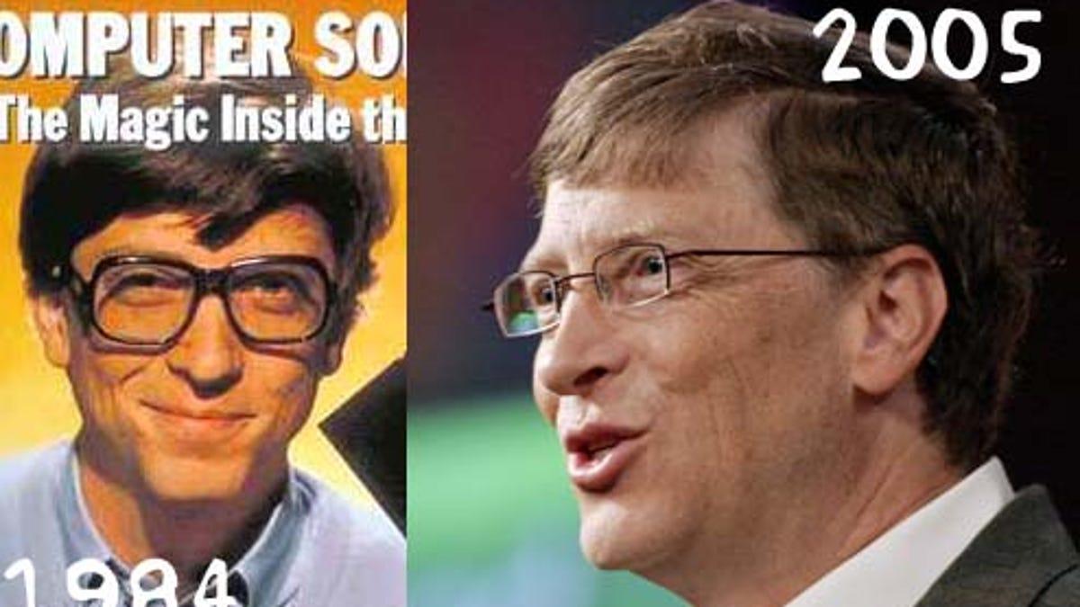 Men's Vogue on Bill Gates's Style: