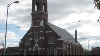 The Evansville's Liberty Missionary Baptist Church in Evansville, Ind.Facebook