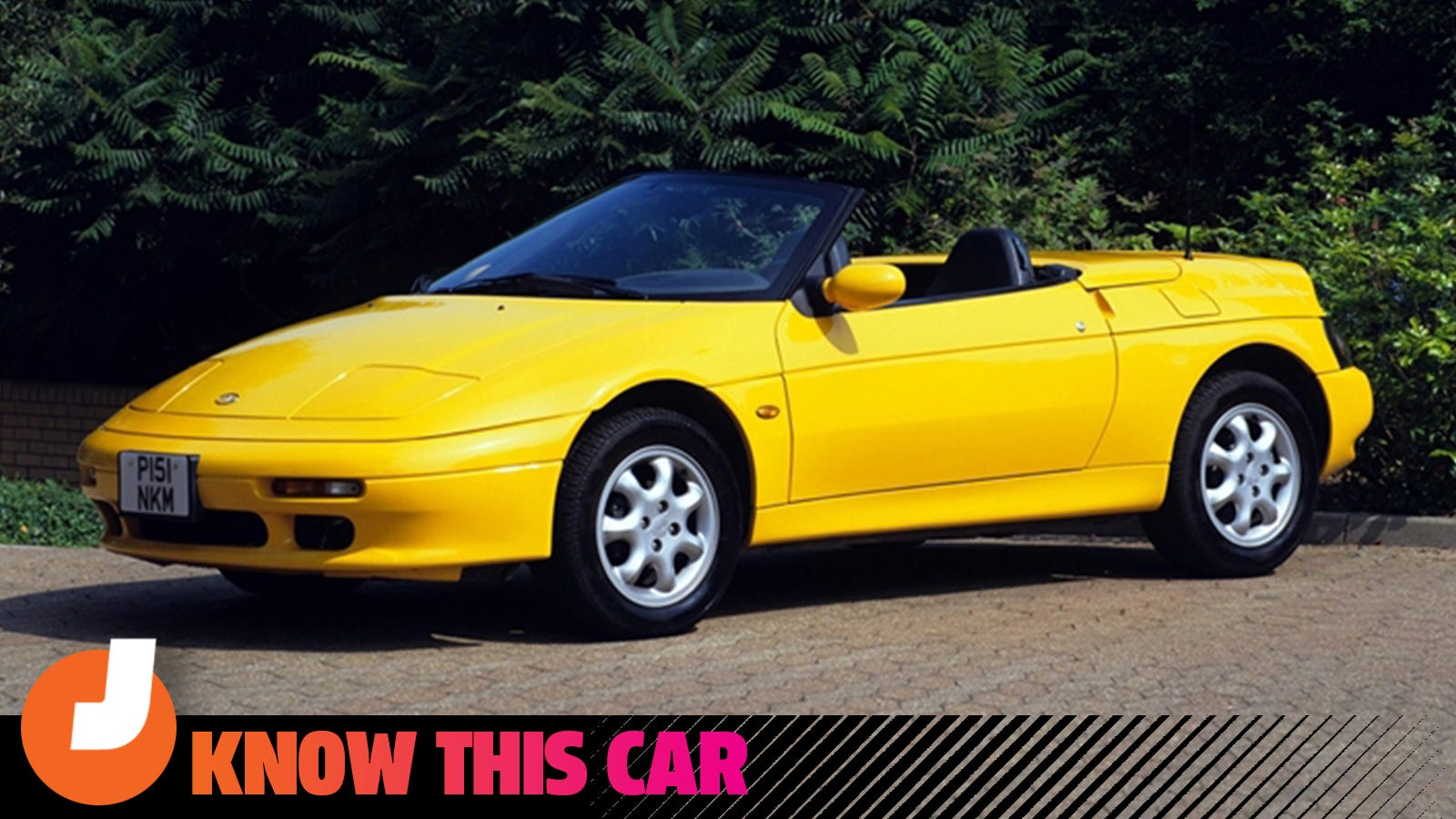The Kia Elan Proved Lotus Can't Fix Everything