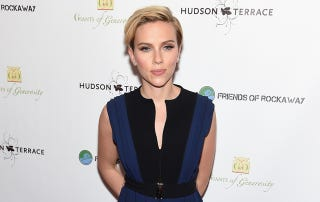 Scarlett Johansson podría ser protagonista del film Ghost in the Shell