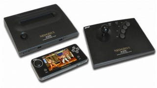 Illustration for article titled Report: NeoGeo X's Production Is Coming to an End [Update]