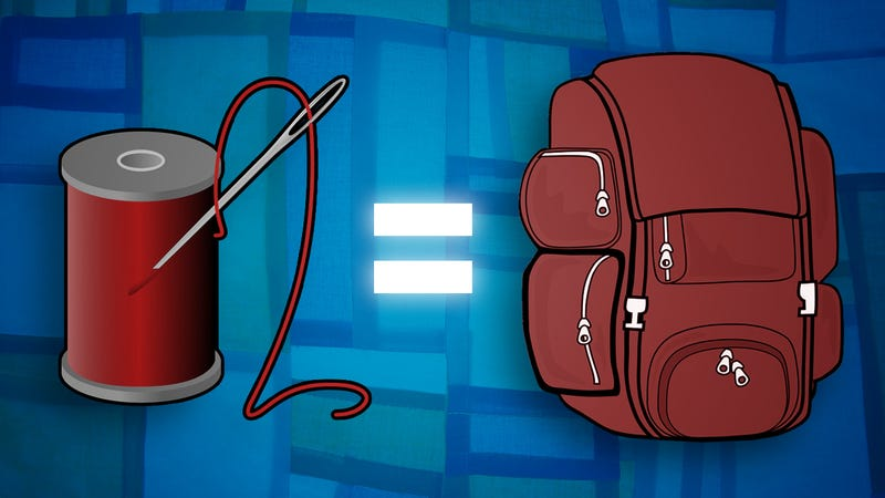 Illustration for article titled How to Design and Sew a Custom Backpack