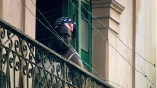 Resident of HavanaBlack in Latin Americascreenshot/PBS