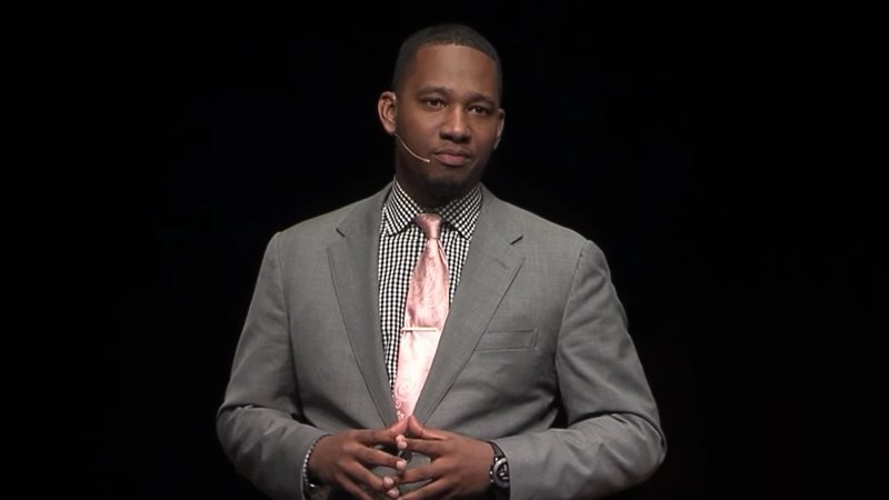 Basheer Jones (TEDx Talks via YouTube screenshot)