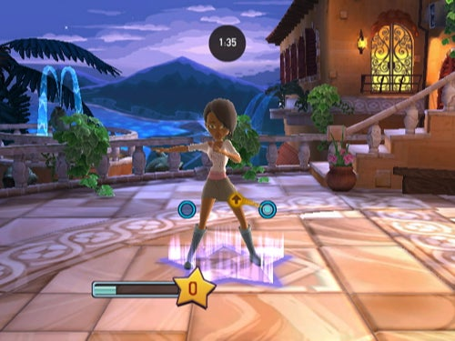 No, it's not a Vegas review, it's the target audience for EA's Wii title Boogie SuperStar, which was announced yesterday. I swung by EA's New York press ...