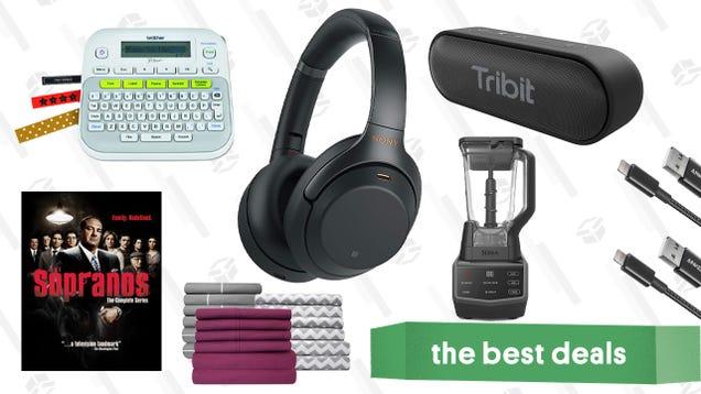 Thursday s Best Deals: Nintendo Switch, the Best Noise Canceling Headphones, L.L. Bean, and More