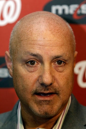 Illustration for article titled Mike Rizzo Is Done Talking About Cole Hamels, Unless You Ask Him Again