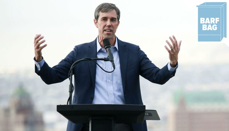 Illustration for article titled Beto O'Rourke Is Relaunching His Presidential Campaign... Again