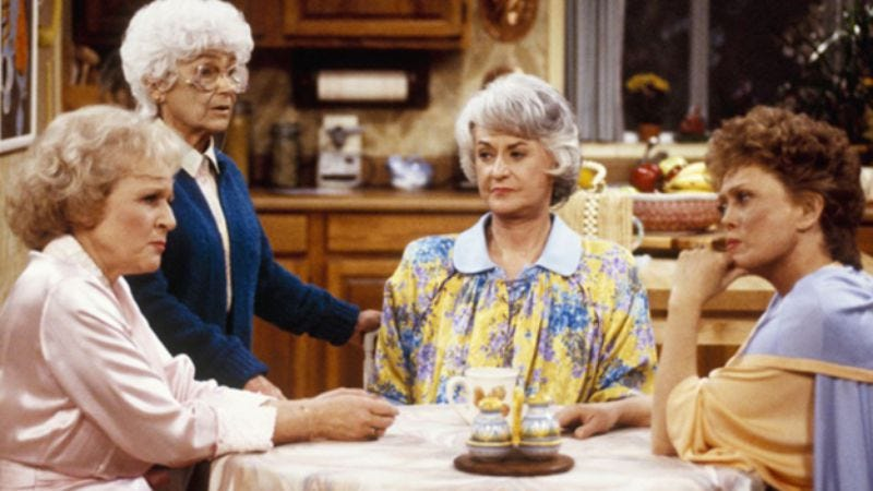 Illustration for article titled Read This: How The Golden Girls nurtured its considerable gay following