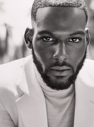 Illustration for article titled YAAAAASSSSS: Kofi Siriboe