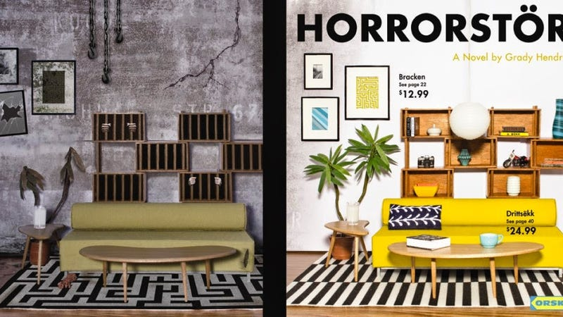 the horror story set in an ikea could be dementedly awesome tv show. Black Bedroom Furniture Sets. Home Design Ideas