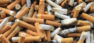 Illustration for article titled Old Cigarette Butts Could Be Used To Make Supercapacitors