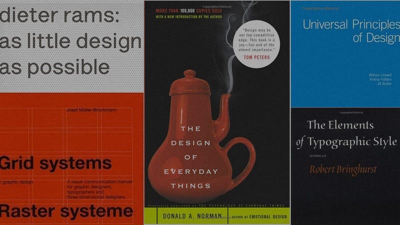 Illustration for article titled Five Books Every Aspiring Designer Must Read