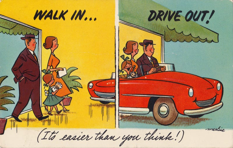 Illustration for article titled Dealers, Part II