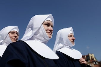 Illustration for article titled French Nuns Hope To Release Chart-Topping Album In November