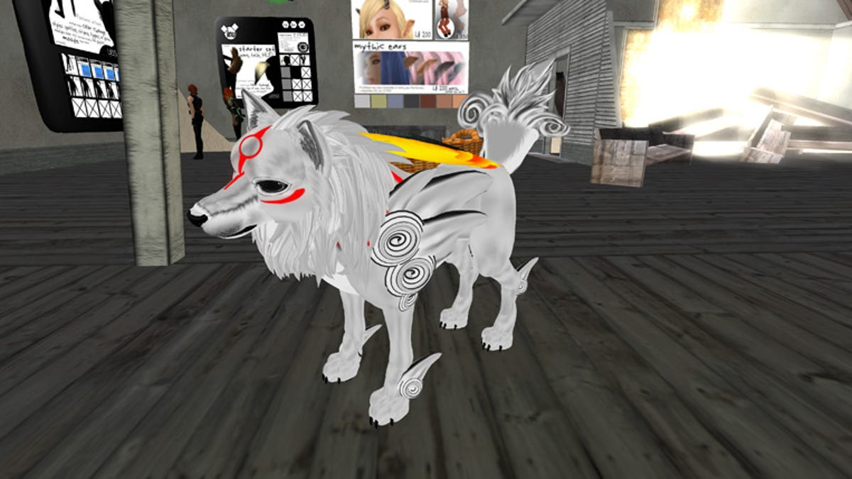A Field Guide To Second Life Animal Hybrids