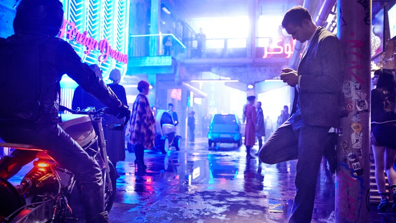 mute is a flabbergasting futuristic dud from the director of moon