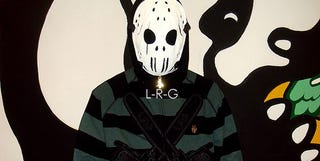 Illustration for article titled LRG's Friday The 47th Hoodie Combines Warmth With Homicidal Tendencies